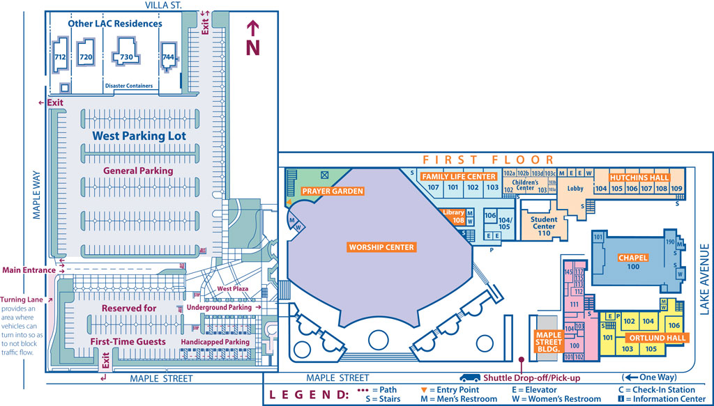 campus map 1st floor 1024x583
