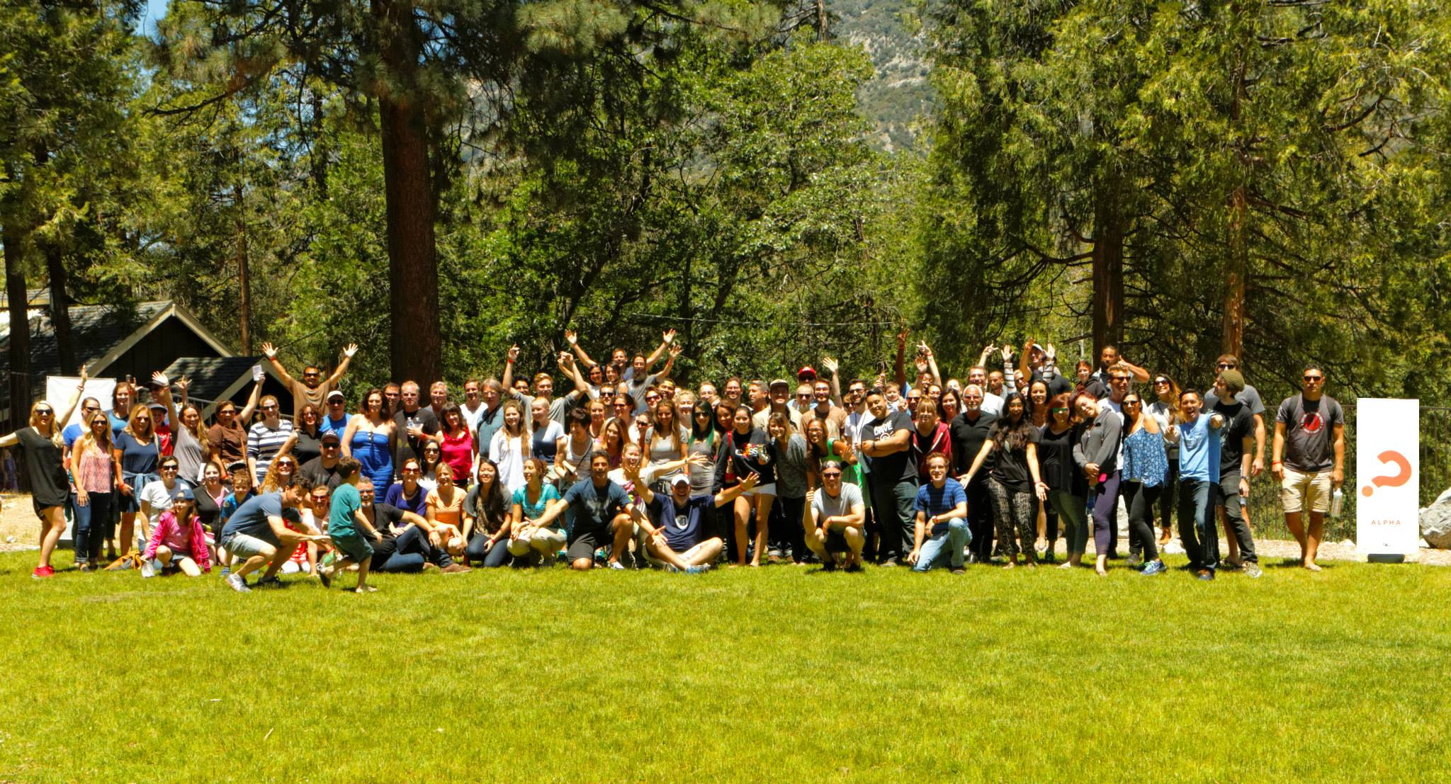 Spring Retreat - Group