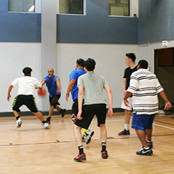 Basketball Sports Ministry
