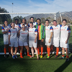 Soccer Sports Ministry