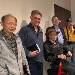 Tuesday Men's Prayer Group