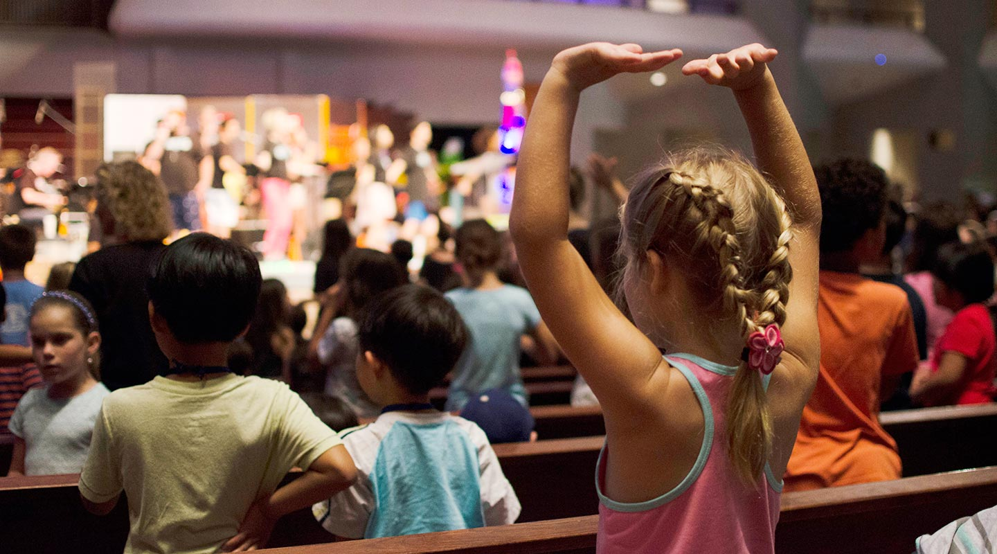 VBS: Vacation Bible School